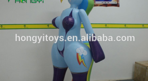 Geek Shock #271 - Sexy Inflatable Girl Pony